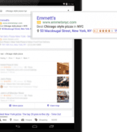 Enhancing AdWords with Google+ reviews