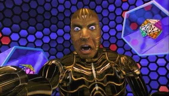 The Lawnmower Man VR