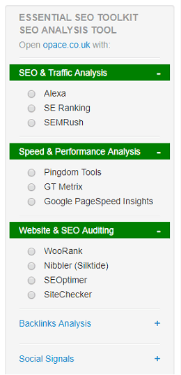 Essential SEO Toolkit Chrome Extension Screenshot_1