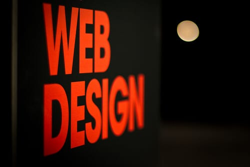 Web design with Magento